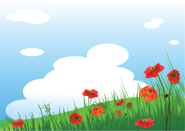 poppy day remembrance colouring page logo