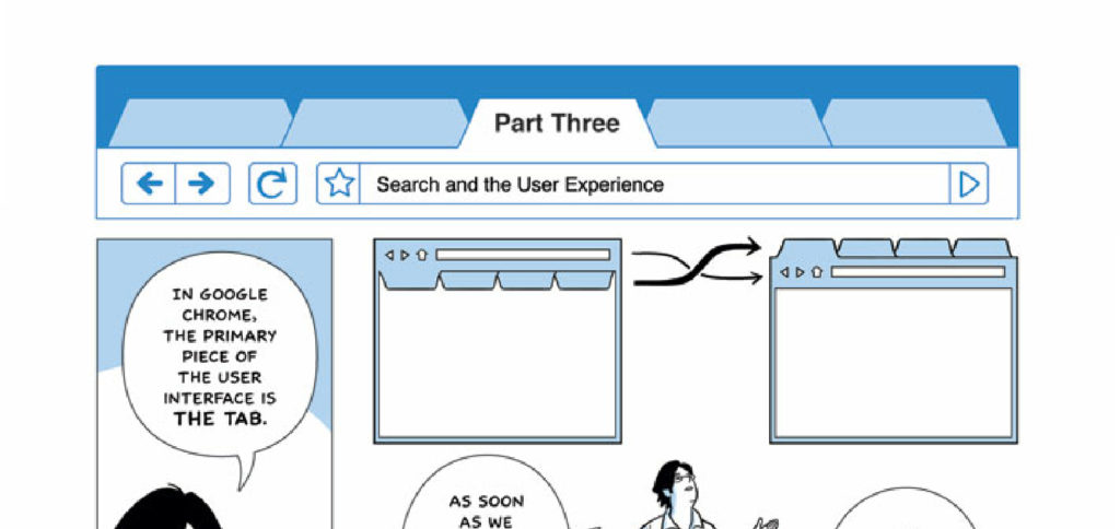 Preview of Google Instructional on User Search Experience