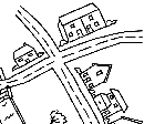 Preview of Street Layout Doodle Image