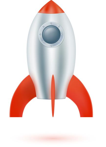 retro-style-space-rocket