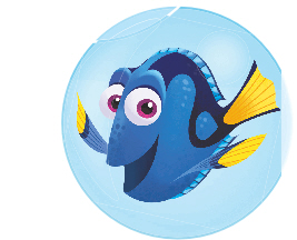 picture of pixar dory