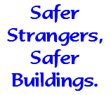 safer strangers safer buildings logo