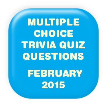 Logo for February 2015 Quizzes