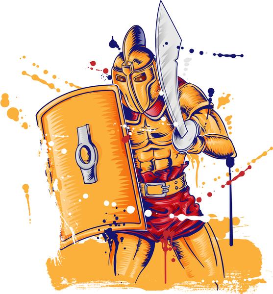 roman-gladiator-fighting