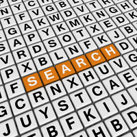 wordsearch puzzle grid showing the word search
