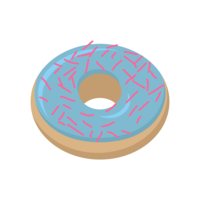 image of a ring donut